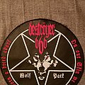 Destroyer 666 Wolf Pack Back Patch