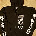 Watain - Hooded Top - Watain 2015 Tour Hoodie