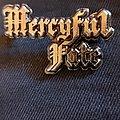 Mercyful Fate logo pin Pin / Badge