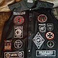 Watain - Battle Jacket - Watain Battle Vest