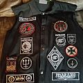 Watain Battle Vest Battle Jacket