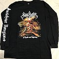 Angelcorpse Of Lucifer And Lightning longsleeve