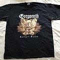 Gorgoroth Incipit Satan shirt