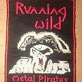 Metal Pirates Fanclub Patch
