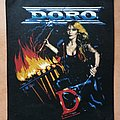 Doro - Patch - Force Majeure Backpatch