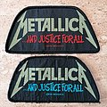 ...And Justice For All  Patch