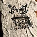 Mayhem - TShirt or Longsleeve - Mayhem T-Shirt black on white
