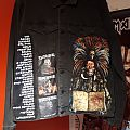 Iron Maiden Book Of Souls Jacket