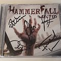 HammerFall Infected CD Signed