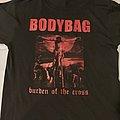 "Bodybag 'Burden of The Cross"" TShirt or Longsleeve"