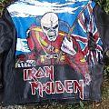 Iron Maiden Trooper leather