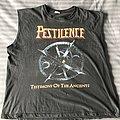 OG Pestilence cut off t-shirt