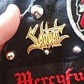 Sabbat pin badge