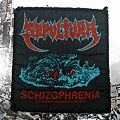 Sepultura - Schizophrenia Patch