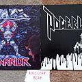 Maxx warrior and Powerlord vinyl