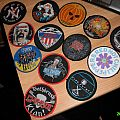Kiss - Patch - My Round Patches (Trade, Sale possible) Collection