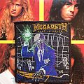 Megadeth - Rust In Peace Patch for GrimmonsGrim