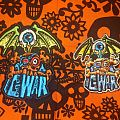 Gwar flying eye patches