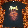 Ghost - TShirt or Longsleeve - Ghost A Pale Tour  Named Death shirt