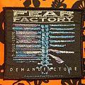 Fear Factory - Demanufacture patch
