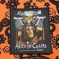 Alice In Chains - Patch - Alice In Chains Man In The Box Patch