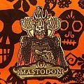 Mastodon - Emperor Of Sand patch