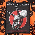 Alice In Chains - Patch - Alice In Chains The Devil Put Dinosaurs Here Patch