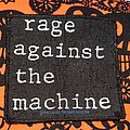 Rage Against The Machine Patch