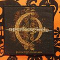 A Perfect Circle - Patch - A Perfect Circle - Mer De Noms patch