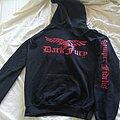 """Dark Fury - Hooded Top - Dark Fury """"Semper Fidelis"""" hoodie size M"""