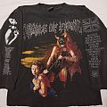 Cradle of filth 'The Rape And Ruin Of Europe Tour' TShirt or Longsleeve