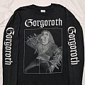 Gorgoroth 'The Sin Of Satan Is The Sign Of Gorgoroth' TShirt or Longsleeve