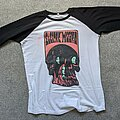 Electric wizard time to die preorder baseball t shirt
