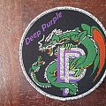 Deep purple patch