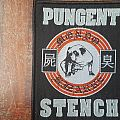 Pungent stench Mondo patch