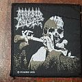 Morbid angel rats patch vintage
