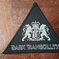 Dark tranquility patch