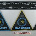 Iron Maiden - Patch - Iron Maiden Seventh son patch