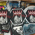 Watain - Patch - Watain official patch