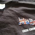 "Judas Priest ""local crew 2008"" Tshirt"