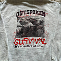 Outspoken Hooded Top