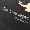 Unbroken TShirt or Longsleeve