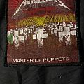 Original Master of Puppets patch