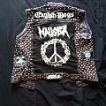 Crusty/Metalpunk vest