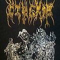 "Pyrexia ""Liturgy of Impurity"" design shirt"
