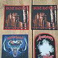 Bathory, Venom and Motörhead Patch