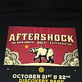 2017 Aftershock Festival Shirt