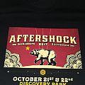 2017 Aftershock Festival Shirt