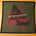 "Slipknot ""The Heretic Anthem"" 2007 patch"
