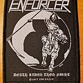 "Enforcer ""Death Rides This Night"" patch"